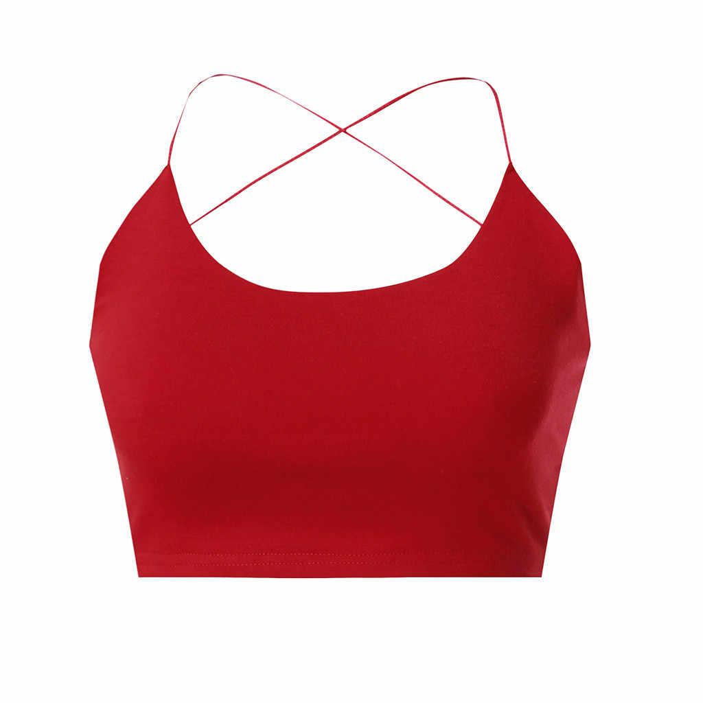 Vetement femme Модные женские летние однотонные слитный купальник с открытой спиной укороченный топ feminino черно-белые топы