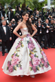 2016 Ball Gowns Long Dress For Celebrity Custom Made Embroidery Elegant Off The Shoulder Sleeveless Tulle Celebrity Dress