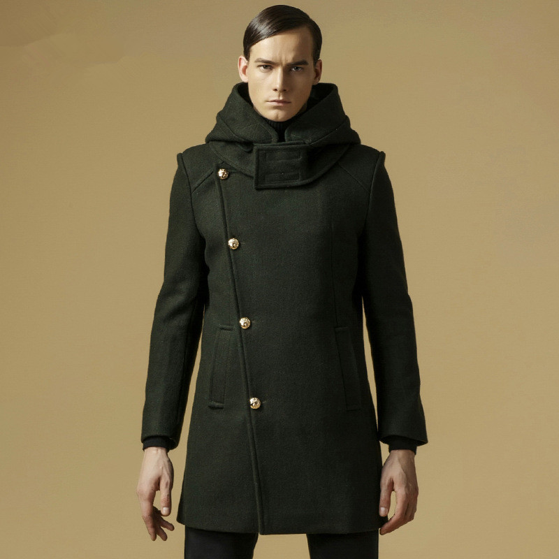Popular Mens Designer Pea Coats-Buy Cheap Mens Designer Pea Coats ...