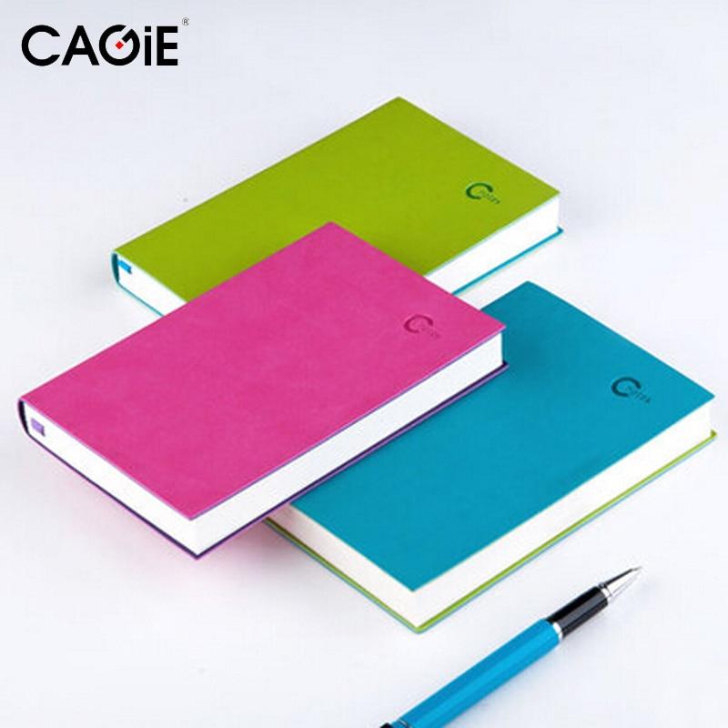 CAGIE Creative A7 Mini Pocket Notepad Candy Colors Cute