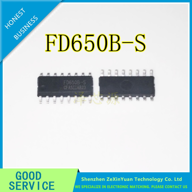 10PCS/LOT FD650B-S FD650B SOP-16 New Original