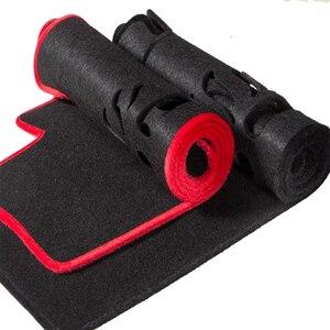 Image 5 - TAIJS 자동차 대시 보드 커버 For Mazda 3 M3 BL 2009 2010 2011 2012 2013 자동차 대시 매트 대시 보드 패드 카펫 안티 uv 미끄럼 방지