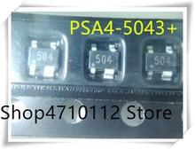 NEW 5PCS/LOT  PSA4-5043 PSA4 5043 PSA45043 504 50Z SOT-143 IC