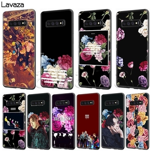 Lavaza BIGBANG Flower Soft Silicone Case for Samsung Galaxy S6 S7 Edge S8 S9 S10e Plus A3 A5 A6 A7 A8 A9 J6 Note 8 9 2018(China)