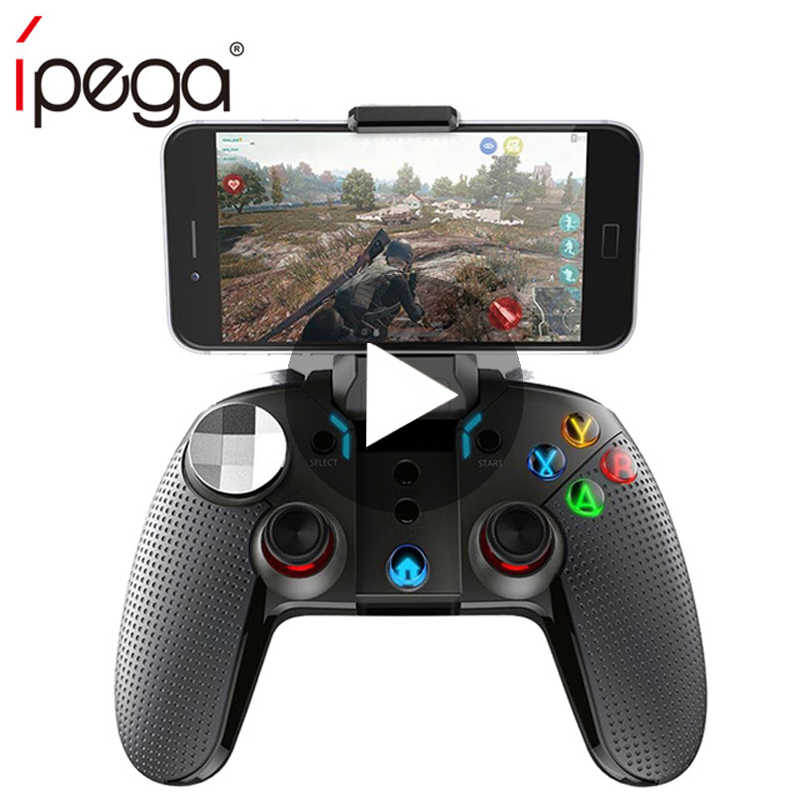 Gamepad de juego de consola inalámbrico, Bluetooth, controlador, Joystick de disparo móvil para teléfono Android, PC, Control de dispositivo de TV inteligente, Joypad