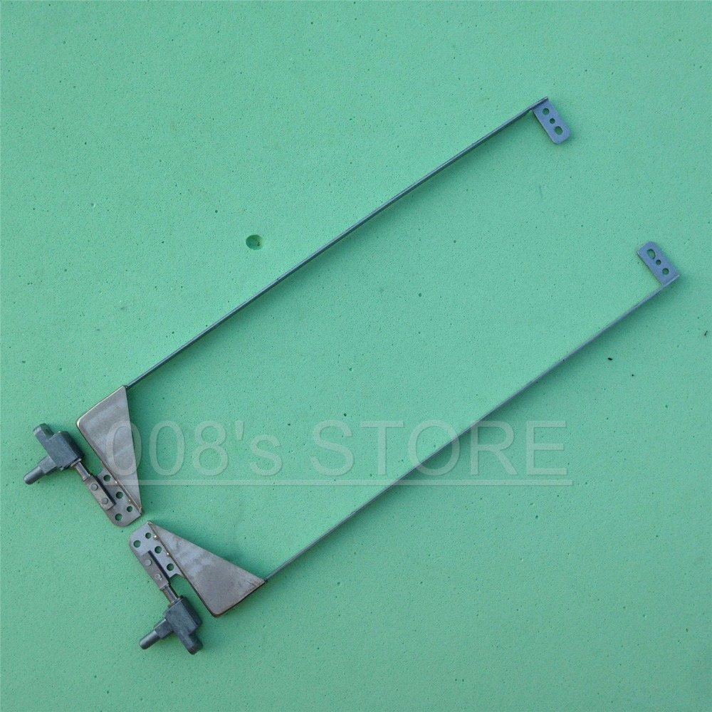 New Laptop LCD Bracket Hinges For Asus X50 X50V X50VL X50SV X50Z X50N X50M X50R X59S X59GL X59SL X59SR 13GNL Left & Right