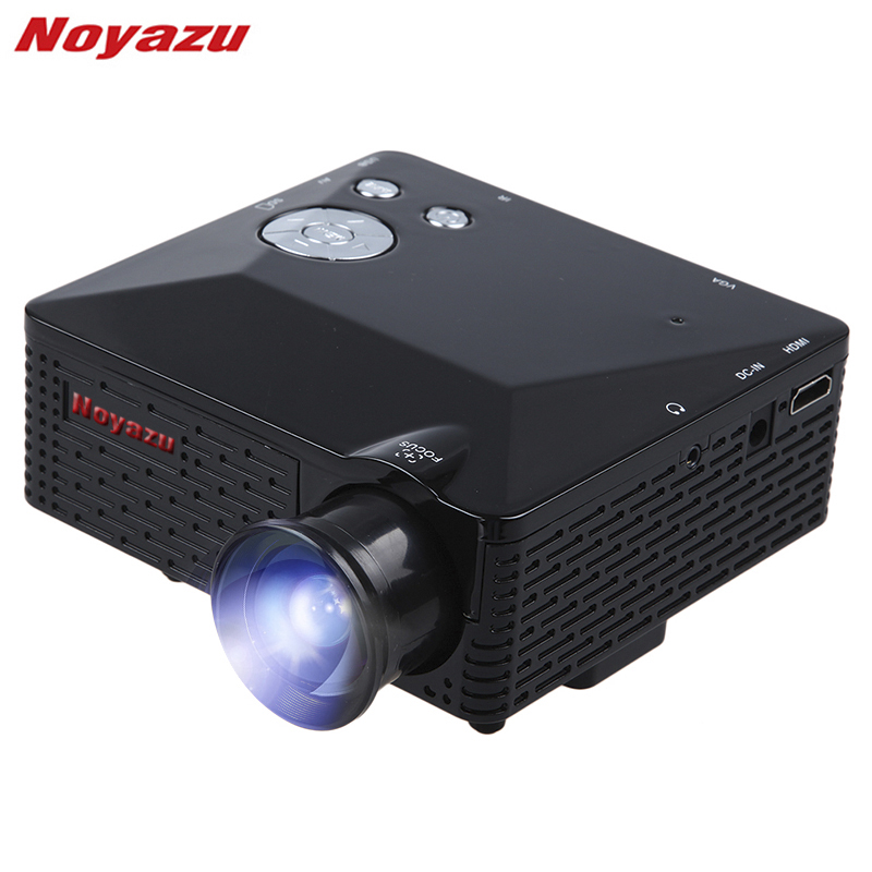 NoyazuBL-18 Mini LED Android Projector LCD 60 Lumen Portable Pocket Proyector Projetor Home Theater Proyectores AV/VGA/USB/HDMI