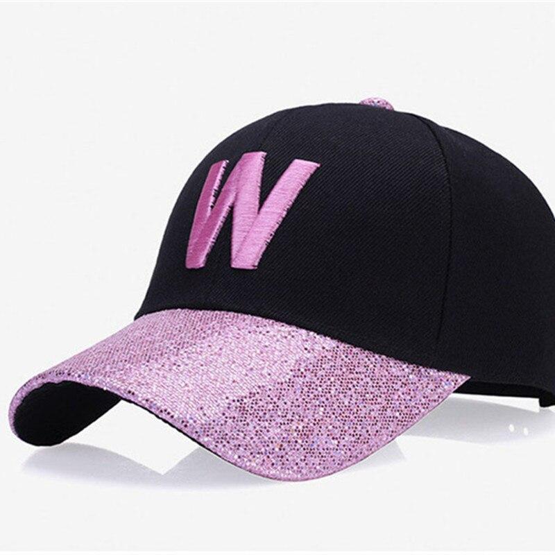 Baseball Cap Women Hats Spring Caps Trucker Embroidered