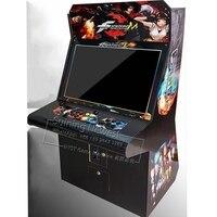 2019 New Amusement Equipment Pandora Box Coin Operated Classic Video Games Street Fighter Arcade Game Machine