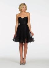 2016 heißer Verkauf Schwarz Schatz Cocktailkleider Backless Tüll Cocktailkleid A-Line Short Mini Sommer Kleid Für Hochzeit