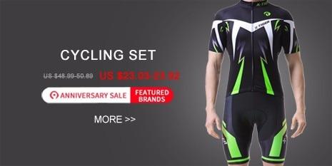 cycling set
