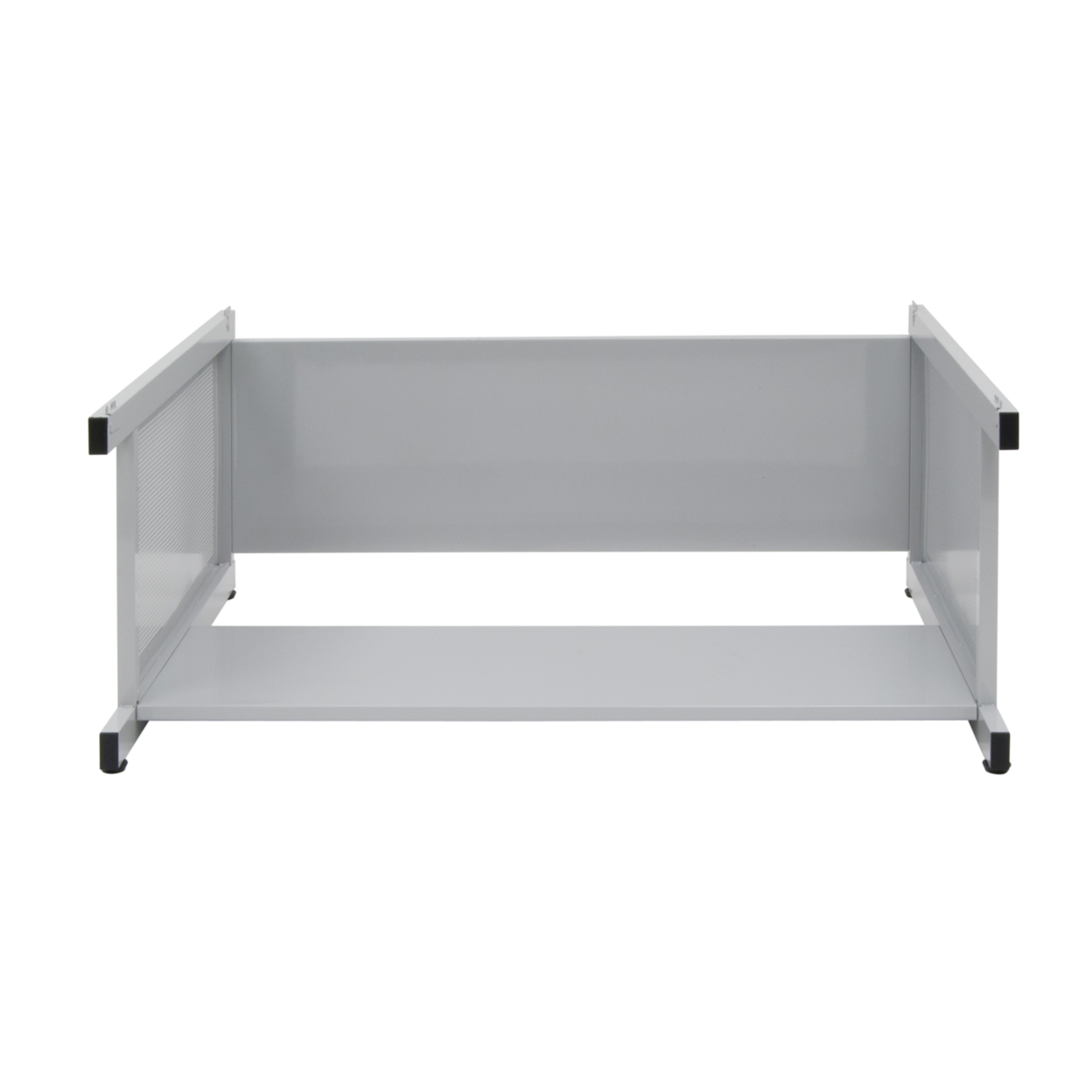 Offex Home Office Flat File 40 Stand - Grey offex home office plinth ottoman latte