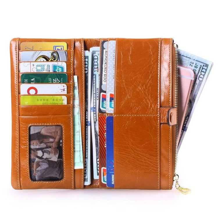 leather wallets purses for men