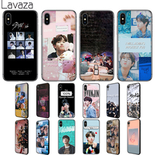 Lavaza Stray Kids Soft Silicone Case Cover for Apple iPhone 6 6S 7 8 Plus 5 5S SE X XS 11 Pro MAX XR