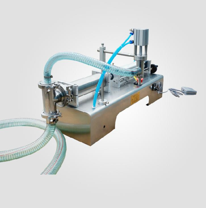 1pc 5-100ML Semi automatic Pneumatic liquid filling machine filling shampoo perfume SS304,beverage packer 50 500ml double head pneumatic liquid shampoo filling machine semi automatic pneumatic filling machine