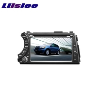 For SsangYong Kyron /Actyon / Micro Kyron LiisLee Car Multimedia TV DVD GPS Audio Hi Fi Radio Original Style Navigation Advanced