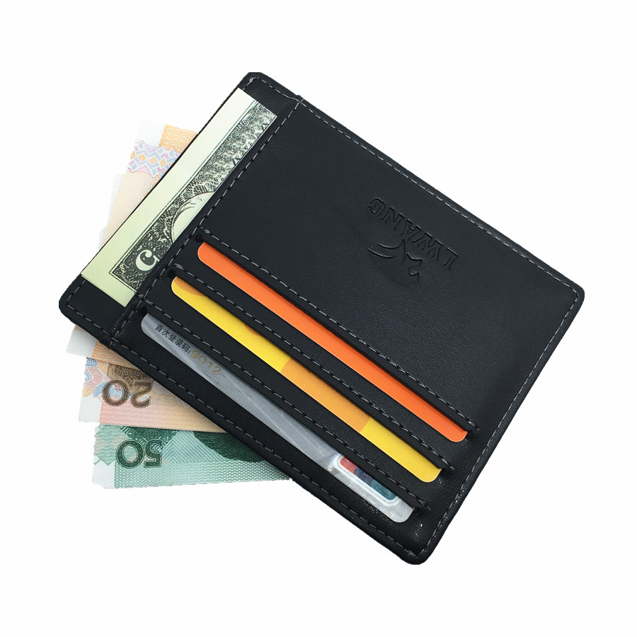 Credit card wallet and drivers license wallet genuine leather bank credit card wallet and drivers license wallet genuine leather bank business card holder small designer id holder for travel in card id holders from magicingreecefo Images