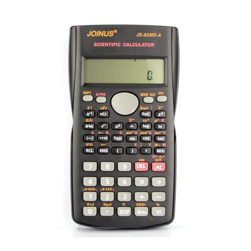 Student's Scientific Calculator AAA Batteries (Not included) Pocket Calculator Calculators Scientific for School Meeting scientific sense