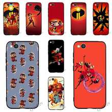 Slim Incredibles 2 Phone Cover for Redmi 5A Case 4X 4A 5 Plus Prime 6A Note 6 Pro 7 Xiaomi Mi 8 A2 Lite A1 9 9se TPU все цены