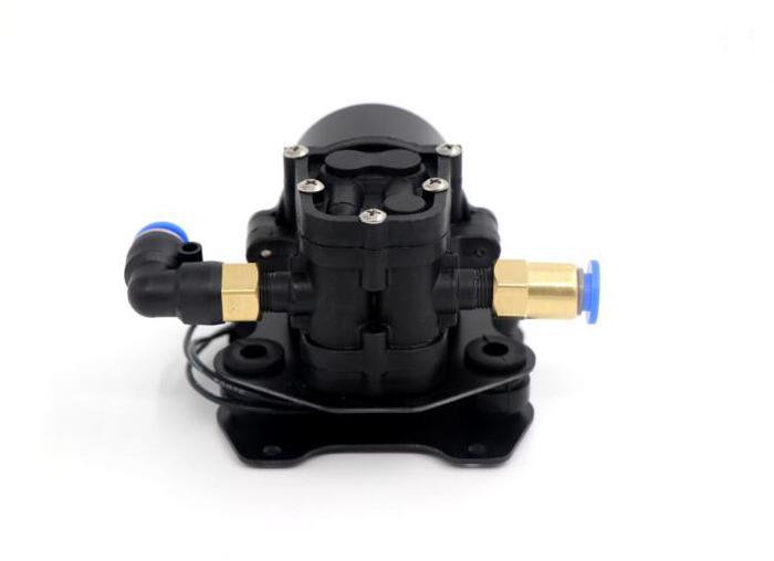 Mini pompe à eau sans brosse de drone d'agriculture de pompe de jet pompe à diaphragme de pression Miniature 3. 5L/Min grand débit léger-in Pièces et accessoires from Jeux et loisirs    2