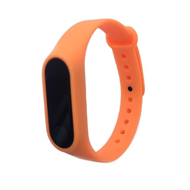 High Quality Multifunctional Waterproof stappenteller Smart Bracelet Heart Rate Monitor Bluetooth Health Fitness Watch Pedometer