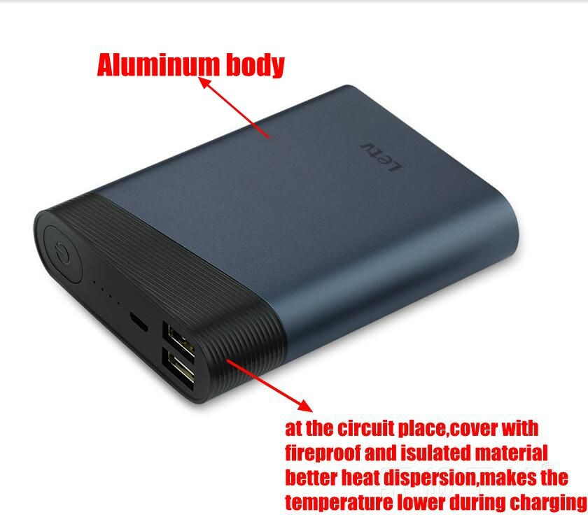 letv power bank design