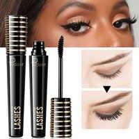Mascara imperméable à l'eau longue bouclage cryptage longue durée cils des yeux brosse épais friser allongement rapide/séchage rapide beauté maquillage