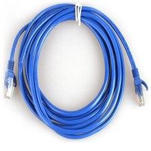 Супер пять механизм готовой сетевая Перемычка компьютер широкополосной маршрутизации cat витая пара кабель YXJ083