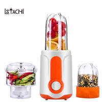 LSTACHi 3 in 1 electric kitchen mini Blender kitchen helper food mixer for baby, fruit juicing, meat grinding