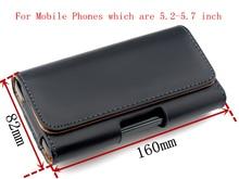 Hatoly из натуральной кожи чехол для iPhone 6 Plus ремешках кобура для 5,2 «-5,7» мобильный телефон чехол для iPhone 6 Plus