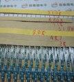 Набор 600 шт. 30 Вид 1/4 Вт Сопротивление 1% Резистор Металлические Пленочные Ассорти Комплекта Каждый 20 Бесплатная Доставка