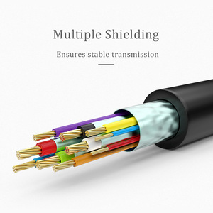 Image 2 - CHOSEAL ประเภท C ถึงสาย HDMI 4K @ 60 HZ USB C สาย HDMI Thunderbolt 3 สำหรับ MacBook Samsung Galaxy s10/S9 HUAWEI Mate 20 P20 Pro