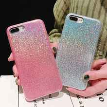 TPU Phone Case For Huawei P30 P30 Pro P20 Pro Mate 20 Pro Case Gradient Aurora Soft Case For Huawei P30 Lite Nova 3I 2S Cover glitter soft case for huawei p20 pro lite p30 p30 pro case quicksand phone case for huawei mate 10 lite mate 20 pro tpu cover