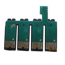 T0711 СНПЧ с постоянным чип для EPSON Stylus SX205 SX209 SX210 SX215 SX218 SX400 SX405 SX405WiFi SX410 SX415 SX510W SX515W принтер