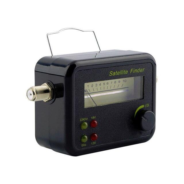 Digital Satfinder with LCD Display For TV Satellite Finder Meter Satellite Signal Finder Tester TV Receiver Hot New Arrival