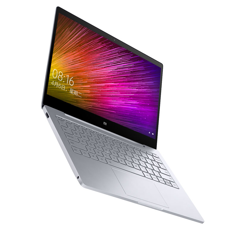 Original Xiao mi mi Laptop Ar 12.5 polegada Windows 10 Intel Core 4 m3-8100Y Dual Core 1.1 GHz 128 GB GB HD mi Notebook PC