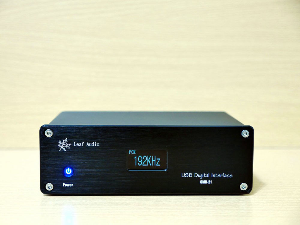 ZEROZONE Hiend Finished Italy Amanero USB DSD digital interface with display L8 17