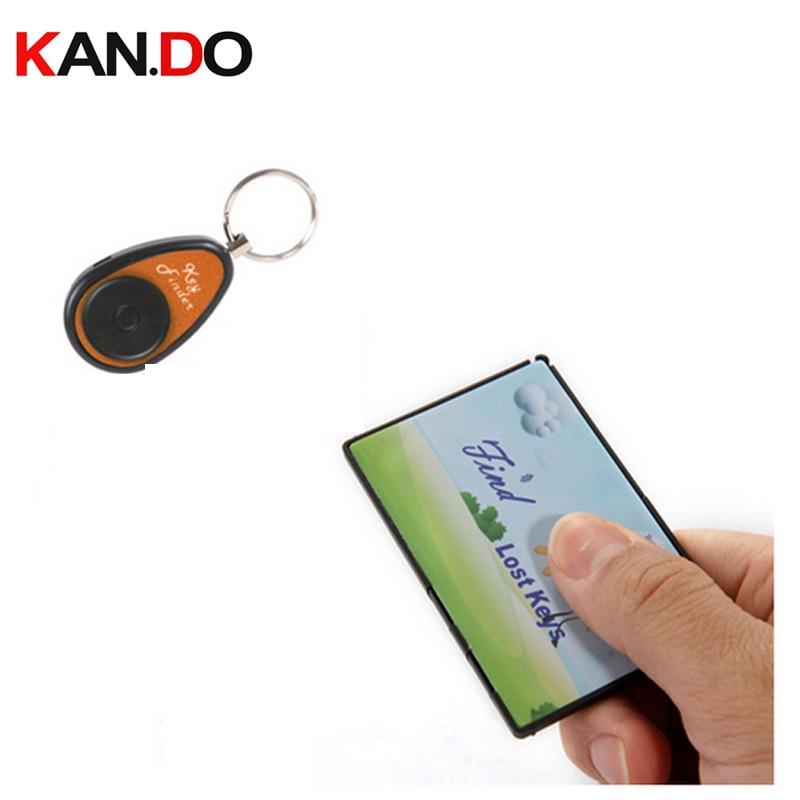 H101 Advanced Wireless Key Finder Remote Key Locator Anti-Lost Alarm RF Wireless Anti-lost Alarm Electronic Key Finder Set