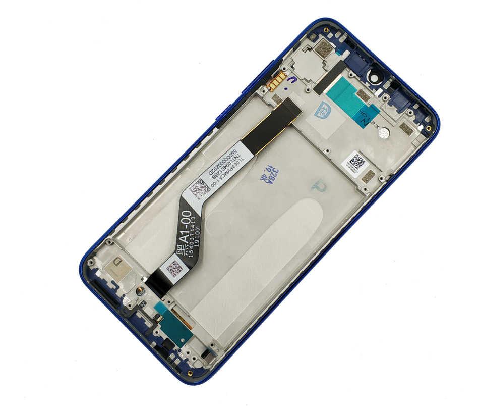 """6.3 """"dành cho Xiaomi Redmi Note 7 Pro MÀN HÌNH Hiển Thị LCD với Khung Bộ Số Hóa Cảm Ứng MÀN HÌNH LCD Cảm Ứng Chi Tiết Sửa Chữa"""