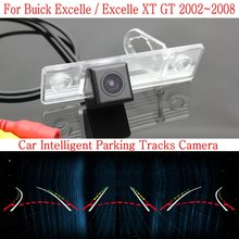 Car Intelligent Parking Tracks font b Camera b font FOR Buick Excelle Excelle XT GT 2002