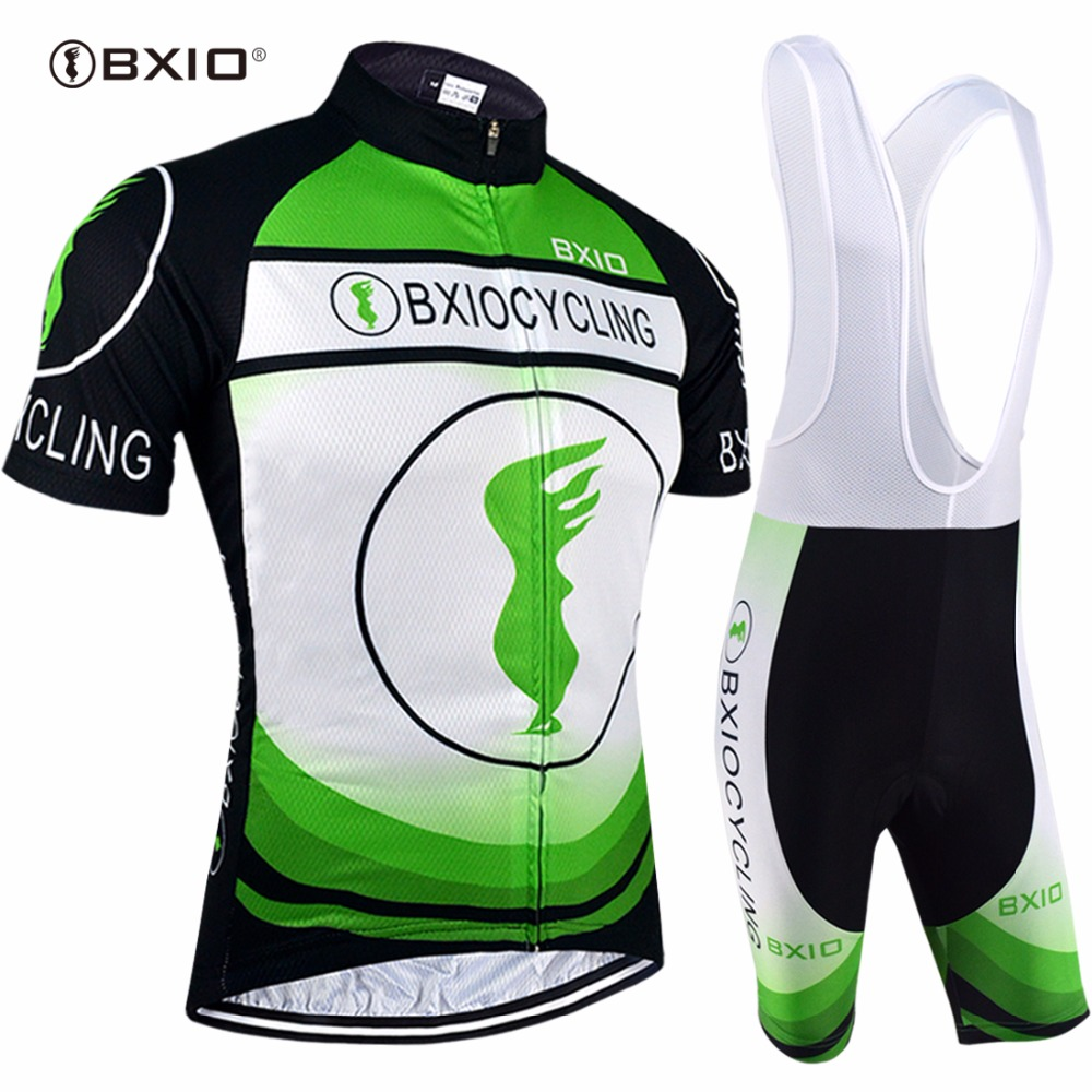 99ae3573 Aliexpress.com : Buy BXIO Brand Pro Cycling Sets Short Sleeve Raiders Jersey  Ropa De Ciclismo Profesional Cycle Clothes Bicycle Jersey 0209G 017 from ...