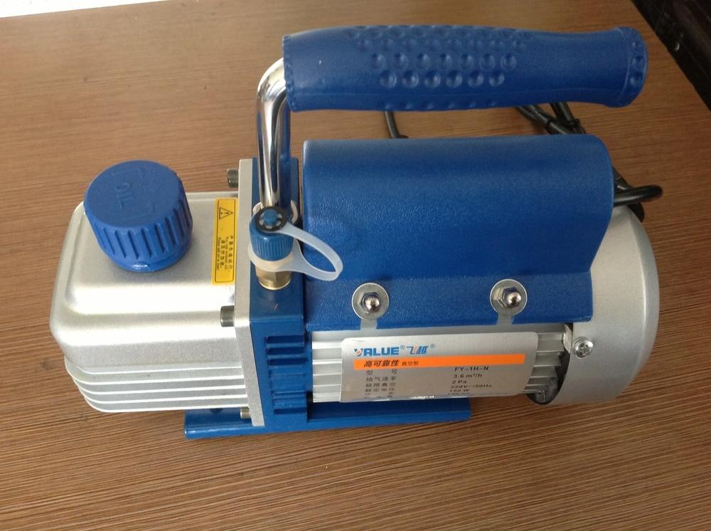 Single Stage Vacuum Pump FY-1H-N   (VE115N)    1L/S   AC220V   2Pa small vacuum pump 617cd32 small ac oil free vacuum pump