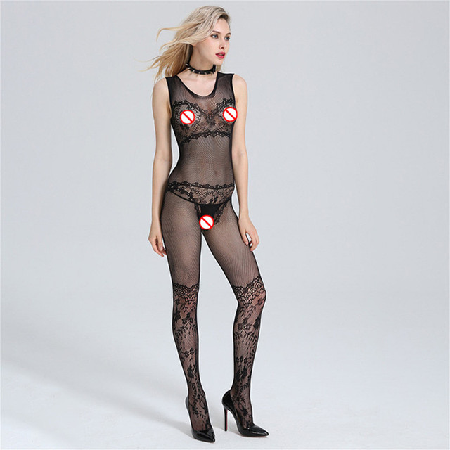 Sexy Lingerie Bodystocking  3