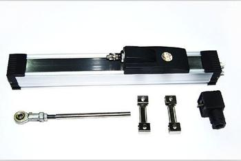 Free shipping       LF-650MM KTF-650mm electronic ruler sliding block type linear displacement sensor