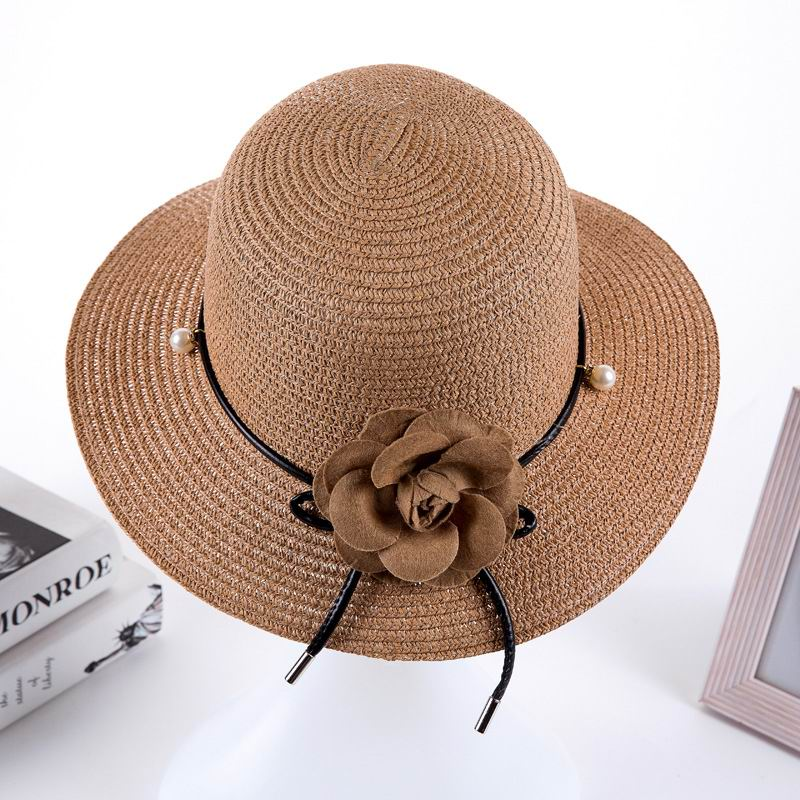 Ms Summer Excellent/Elegant Outdoor Sun Collapsible Sun hat Shopping Sunscreen