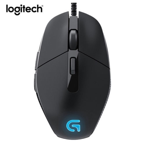 Logitech G302 Daedalus Prime MOBA Gaming Mouse Wired Gaming Mouse With original packing logitech g302 дедал prime gaming mouse moba