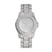 Watch Women 2017 Top Luxury Brand Silver Ladies Bracelet Watches Dress Fashion Quartz Wristwatches Clock Relogio