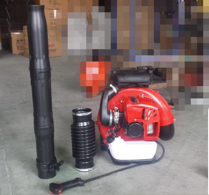 Big Blower Supercharger: 2 Stroke Knapsack Gasoline Engine Road Blower Backpack
