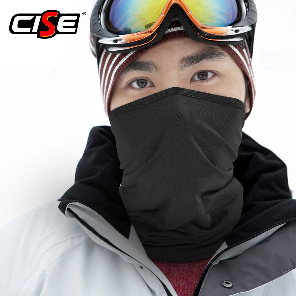 Lightweight Thin Neck Gaiter Protection Face Mask Windproof Motorcycle Tubular Scarf Balaclava Fishing Skiing Snowboard Bandana
