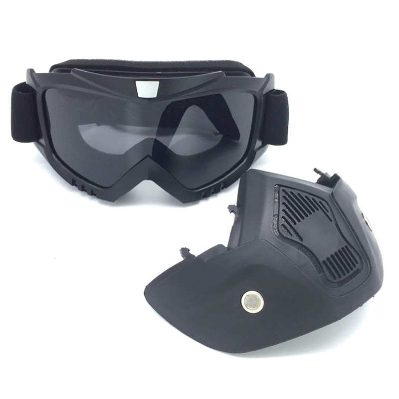 Retro Harley Tactical Mask Goggle of EKIND For Nerf N-strike Elite Toy Gun  Game